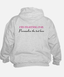 Join The Fight Hoodie