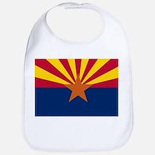 Arizona flag Bib
