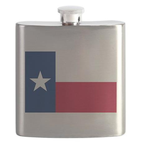 Texas flag Flask
