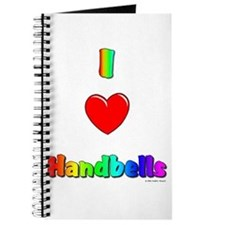 I love handbells Journal