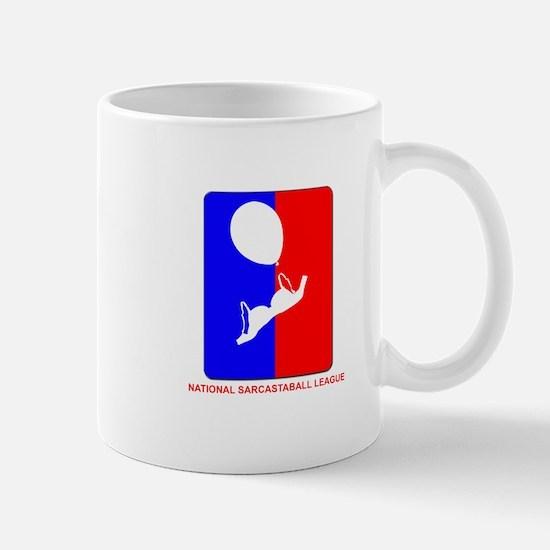 National Sarcastaball league Mug