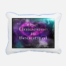 Beautiful Universe Rectangular Canvas Pillow