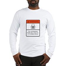 EXTREME SPEEDS! Long Sleeve T-Shirt