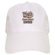 Standard Schnauzer Dad Baseball Cap