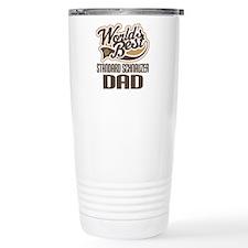 Standard Schnauzer Dad Travel Mug