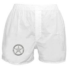 Single Action Shooter Boxer Shorts