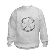 Single Action Shooter Sweatshirt