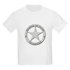 Single Action Shooter T-Shirt