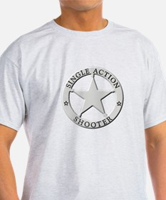 Single Action Shooter T-Shirt