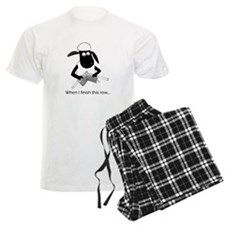 JDsheep pajamas