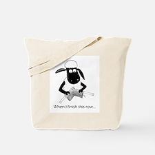 JDsheep Tote Bag
