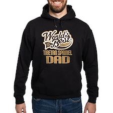 Tibetan Spaniel Dad Hoodie
