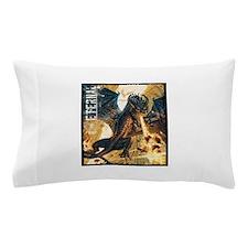 Eternal Edge-Dragon Fire Pillow Case