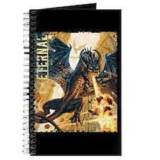 Eternal Edge-Dragon Fire Journal