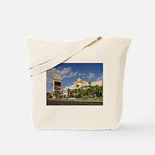 Sahara Hotel Las Vegas Tote Bag