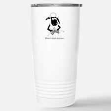 JDsheep Stainless Steel Travel Mug