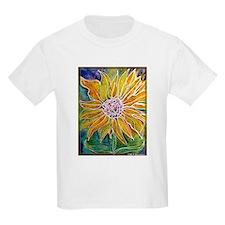 Sunflower! Bright, flower art! T-Shirt