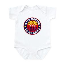 2008 MARINE HEROS Infant Bodysuit
