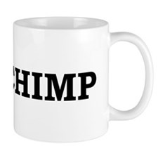 98% Chimp Small Mug