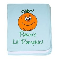 Papous Little Pumpkin baby blanket