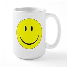 big smiley face Mug