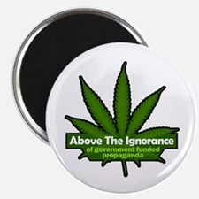 Above the Ignorance Magnet