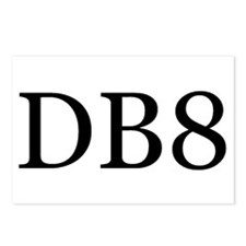 DB8 Postcards (Package of 8)