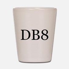 DB8 Shot Glass