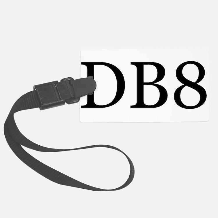DB8 Luggage Tag