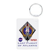 Last Flight of Atlantis Keychains