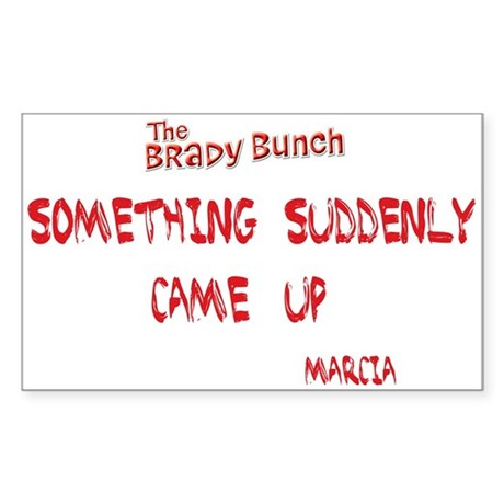 Something Suddenly Came, Up Brady Bunch T-Shirt St