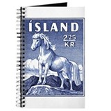 Icelandic horse Journals & Spiral Notebooks