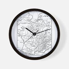 gaulandsurrounding(dog49).jpg Wall Clock