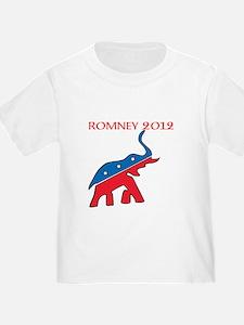 Romney 2012 T