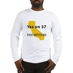 Yes on 37 - Long Sleeve T-Shirt