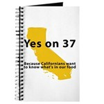 Yes on 37 - Journal