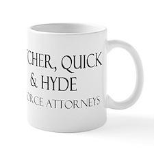 Ditcher, Quick Hyde Mug