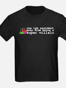 Lab Accident Super Villain T