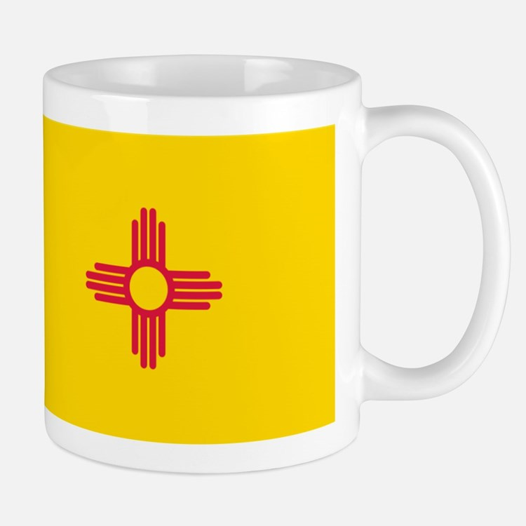 New Mexico flag Mug