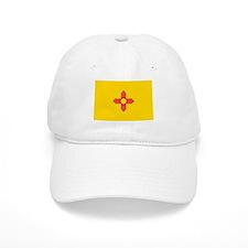 New Mexico flag Baseball Cap