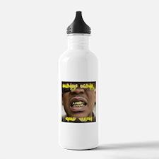 Gold Teeth Water Bottle