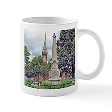 Civil War Monument Mug