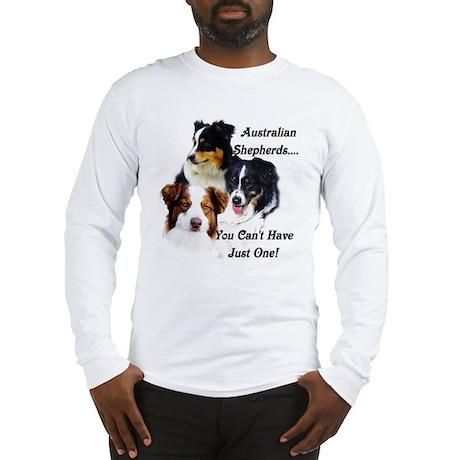 Aussie Group Long Sleeve T-Shirt