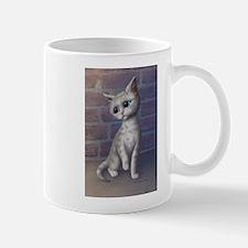 Sad Kitty Mug