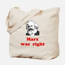 Marx was right #3 Tote Bag