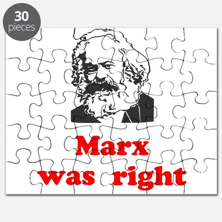 Marx was right #3 Puzzle