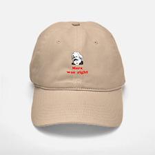 Marx was right #3 Baseball Baseball Cap