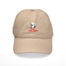 Marx was right #3 Baseball Cap