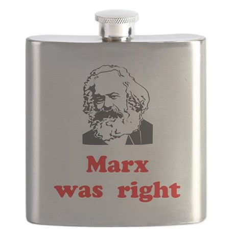 Marx was right #3 Flask
