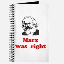 Marx was right #3 Journal